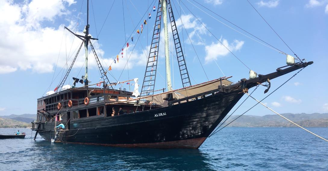 pirate ship indonesia