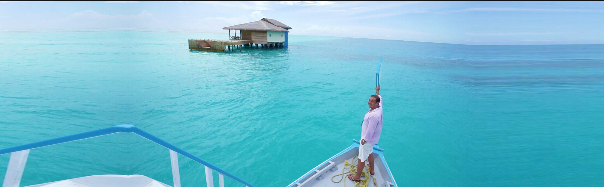 travel by dart maldives