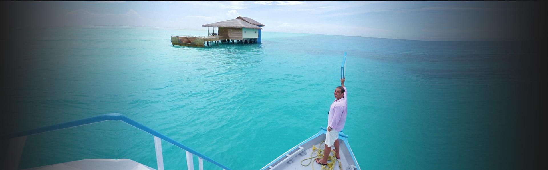 maldives travel by dart show