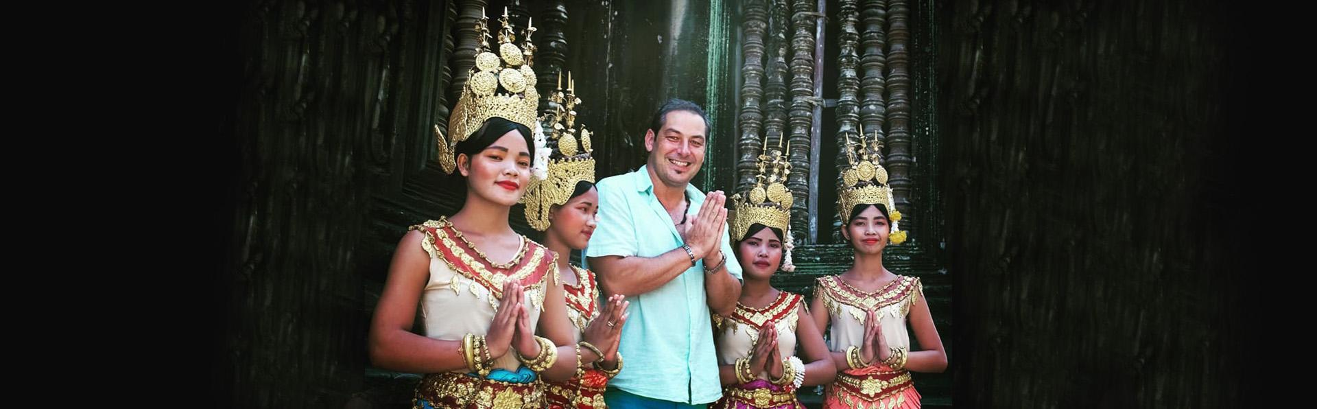 travel by dart cambodian girls