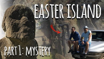 easter island travel by dart